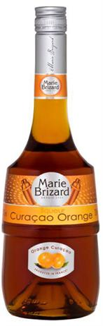 Marie Brizard Curacao Orange 50@ Liqueur